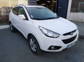 Hyundai ix35 occasion - Charente-Maritime ( 17 )