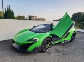 McLaren 675LT occasion
