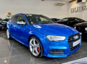 Audi S3 sportback occasion - Loire ( 42 )
