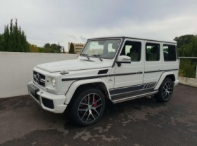 Mercedes G 63 AMG occasion