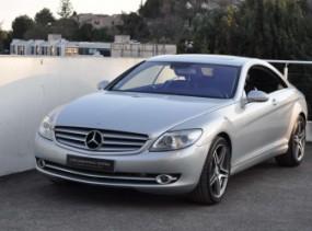 Mercedes CL 500 occasion - Alpes Maritimes ( 06 )