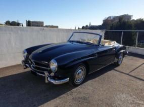 Mercedes 190 occasion - Alpes Maritimes ( 06 )