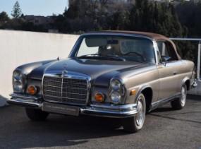 Mercedes 280 occasion