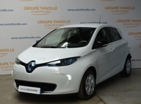 Renault Zoe occasion - Loire ( 42 )