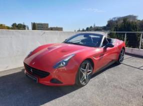 Ferrari California occasion - Alpes Maritimes ( 06 )