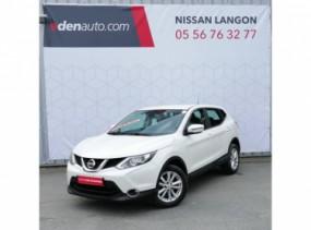 Nissan Qashqai occasion - Mayenne ( 53 )