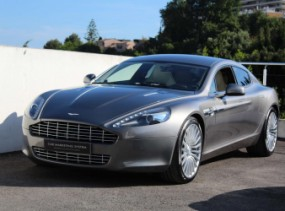 Aston Martin Rapide occasion - Alpes Maritimes ( 06 )