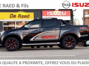 Isuzu D-max occasion - Tarne-et-Garonne ( 82 )