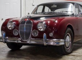 Jaguar MK II occasion - Yvelines ( 78 )