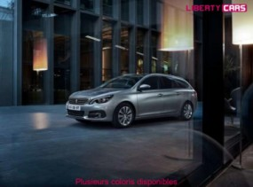 Peugeot 308 SW occasion - Allier ( 03 )