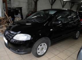 Volkswagen Fox occasion - Allier ( 03 )