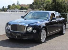 Bentley Mulsanne occasion - Alpes Maritimes ( 06 )