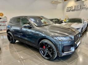 Jaguar F-Pace occasion - Loire ( 42 )