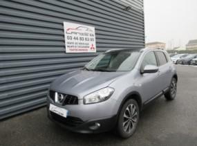 Nissan Qashqai occasion - Aisne ( 02 )