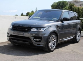 Land Rover Range Rover Sport occasion - Alpes Maritimes ( 06 )
