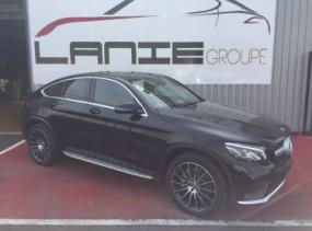 Mercedes Classe GLC coupe occasion - Aisne ( 02 )