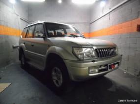 Toyota Land Cruiser occasion - Haute Garonne ( 31 )